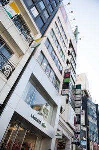 ヒーリングサロンアロマボーテ表参道店の画像